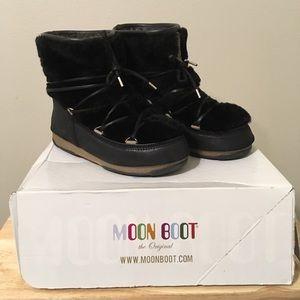 Moon Boot Monaco Low Fur